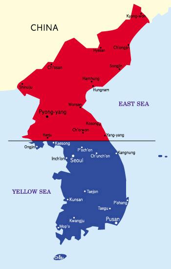 The Process of the Korean War | Korean War | Panmunjom(DMZ ...